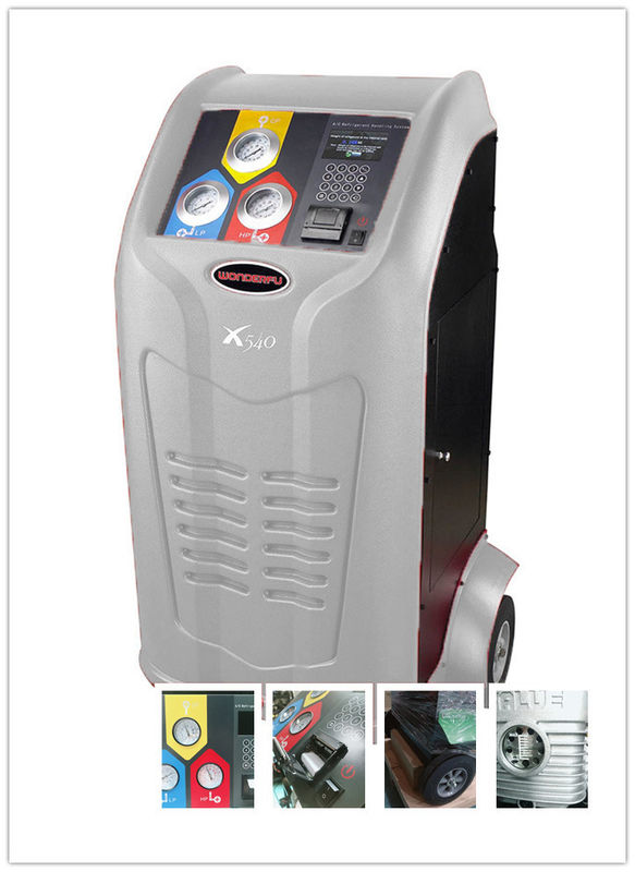 5 Inche LCD Display Car Ac Recovery Machine A/C Service Station CE Certification